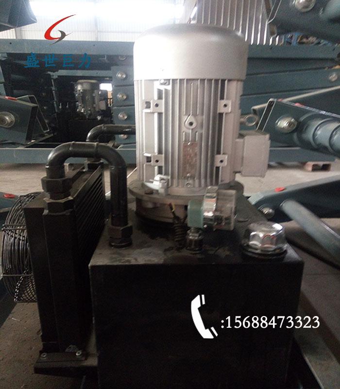 移动式升降机液压泵站