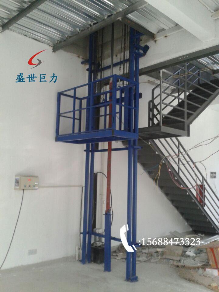 壁挂导轨式升降机