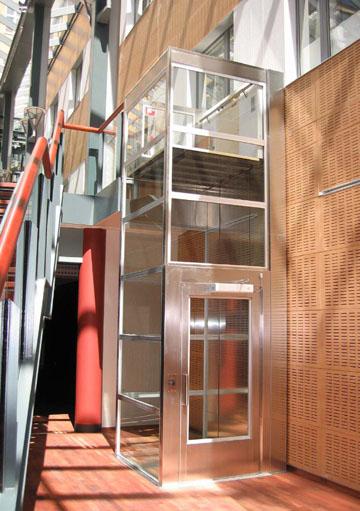 家用小型导轨式升降机家用电梯