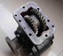 液压升降机取力器