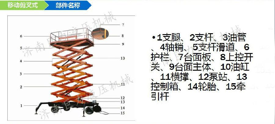 移动式托缆电动平车
