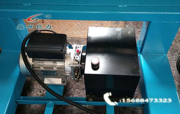 液压升降机泵站
